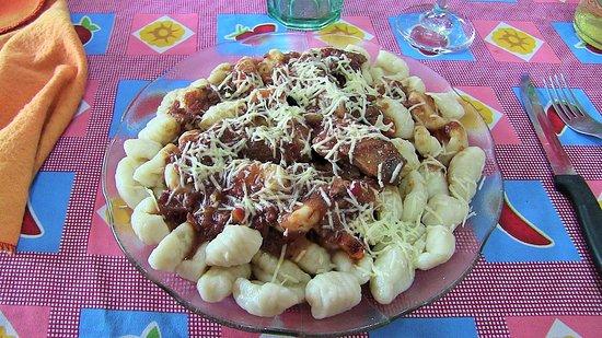 Gnocchi alsugo