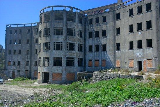 Valongo, Portugal: Sanatório,muita história neste lugar...