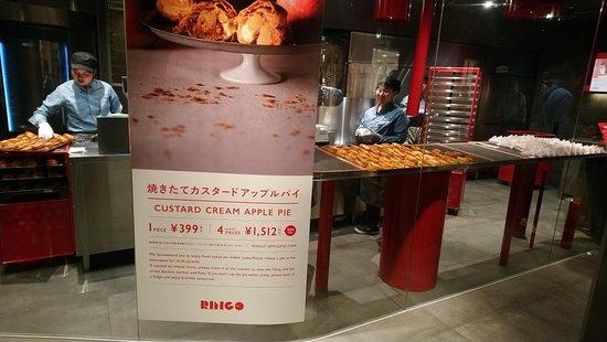 Good apple custard pie