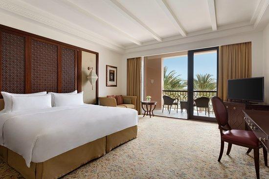 Shangri-La Al Husn Resort & Spa: Deluxe King