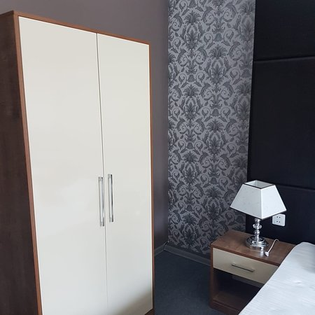 Room with storage