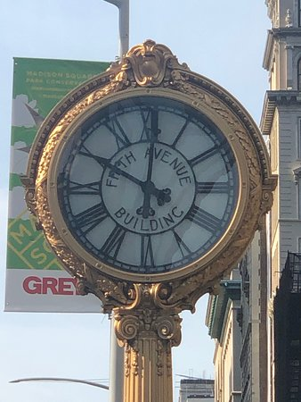 Flatiron Food, Architecture, and History Tour: NYC Time