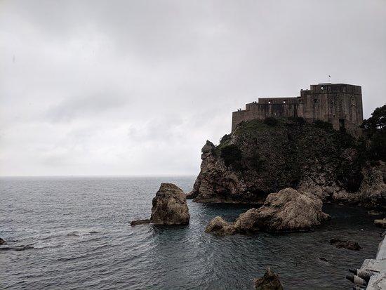 Dubrovnik, Horvátország: GOT location