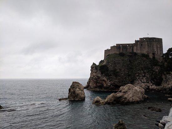 Dubrovnik, Horvátország: GOT location!