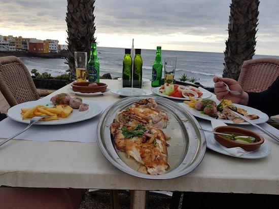 Terraza Del Mar Puerto De La Cruz Restaurant Reviews