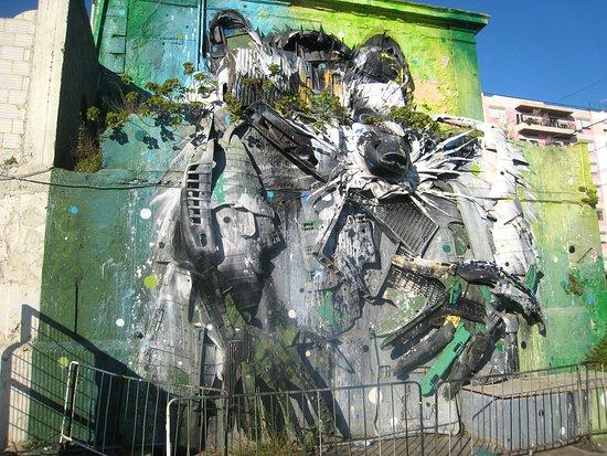 Belem, Portugalsko: Creatively imaginative