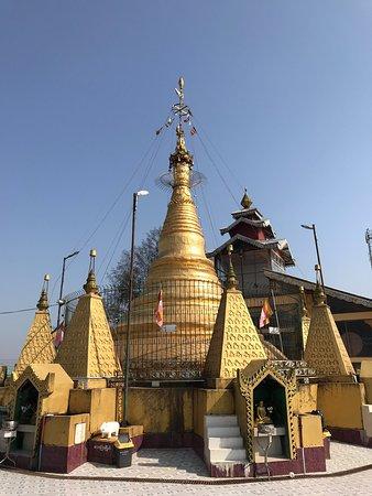 Sittwe, Birma: Tha Lone Daw Dat Pagoda
