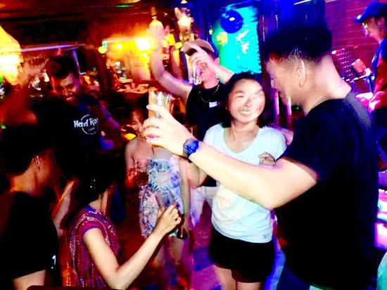 Tataboom Bar & Restaurant: April's Birthday Party