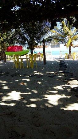 Barra de Santo Antonio, AL: lugar de descançor e aqui no melhor da ilha