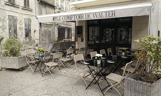 image Le Comptoir de Walter sur La Rochelle