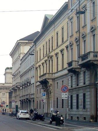 Palazzo Bocconi-Rizzoli-Carraro