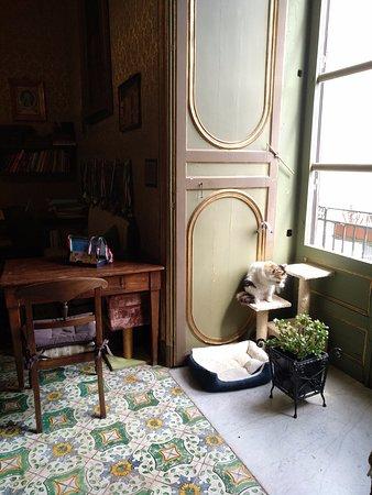 Palazzo Conte Federico: Домашнее тепло