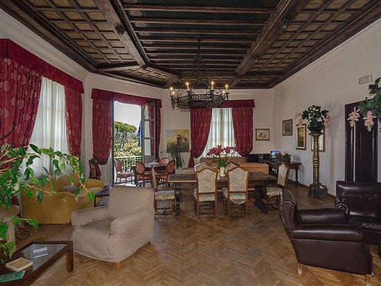 Marina di Pietrasanta, Italien: La sala relax The relaxation room