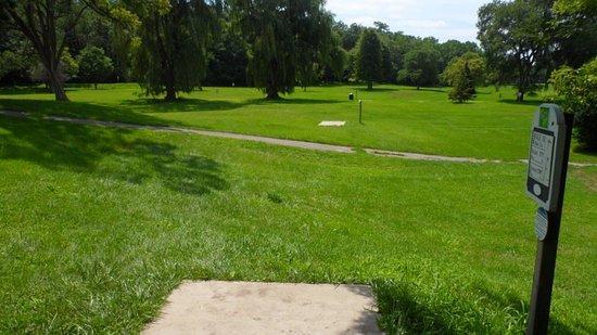 White River Disc Golf Course