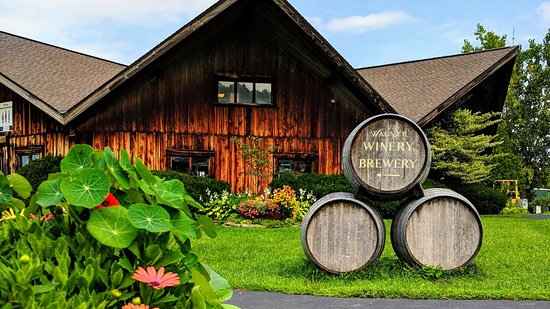 Lodi, Nowy Jork:  Wagner Vineyards Estate Winery