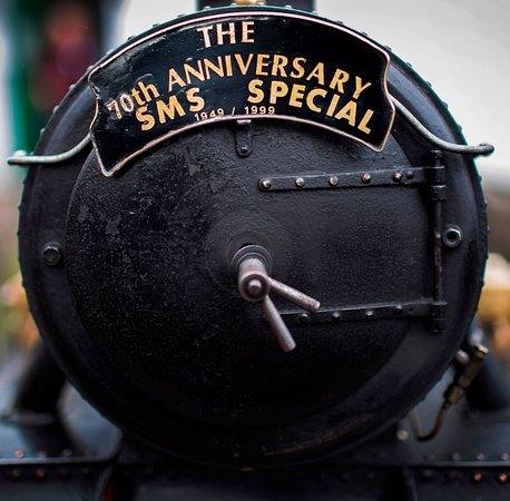 Strathaven Miniature  Railway: 70th Anniversary