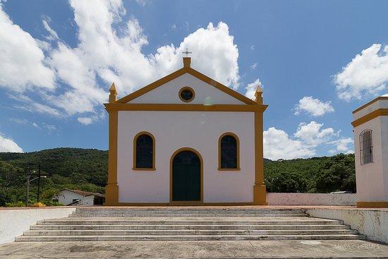 Biguacu: Vista frontal.