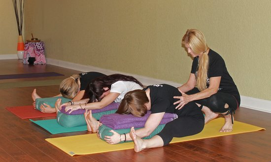 The Yoga Lounge