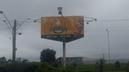 Campina Grande Do Sul, PR: Steakhouse Bossardi- Advertisement