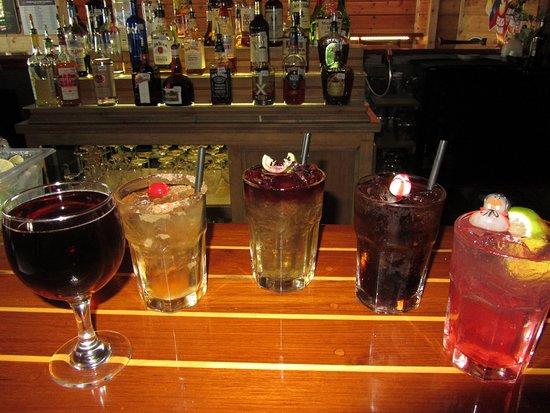 Gordonville, เท็กซัส: Various Mixed Drinks!