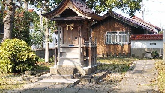 Tomimasu Shrine
