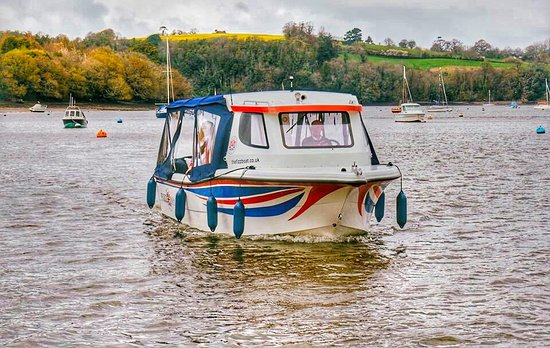 The Fizz Boat