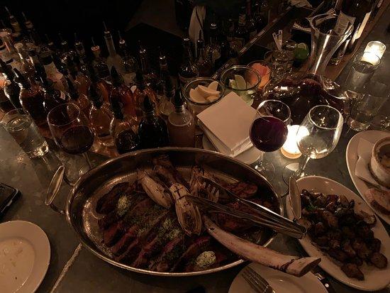 Freemans Restaurant صورة فوتوغرافية