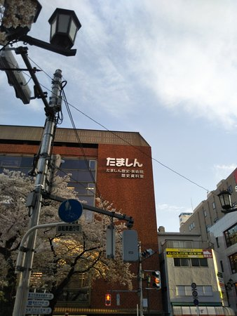 Tamashin History Art Museum