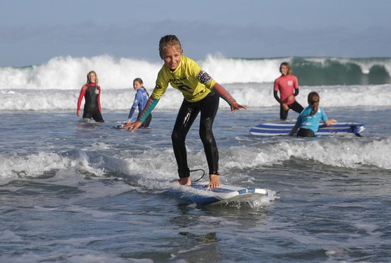 Surf City Surf School New Plymouth