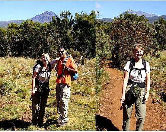 Foto Mount Kilimanjaro