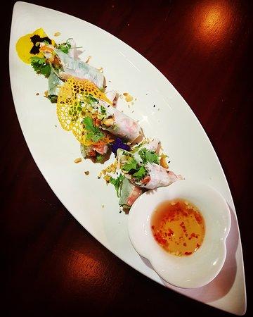 Lan Restaurant - Saigon: Fresh Spring Roll