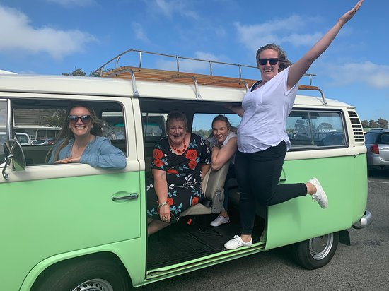Carolines Kombi Tours in Christchurch