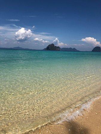 Ко-Нгай, Таиланд: Una delle spiaggia più belle in Tailandia, quella che hai sempre immaginato... acqua calda e limpida panorama mozzafiato questa è Ko Ngai un paradiso