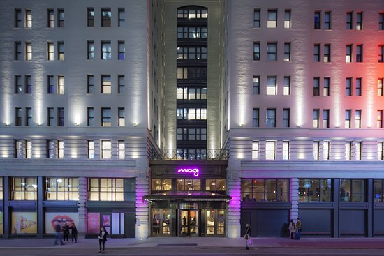 6d970a90c Bare Necessities - Review of Moxy NYC Times Square. United States · New York  ...
