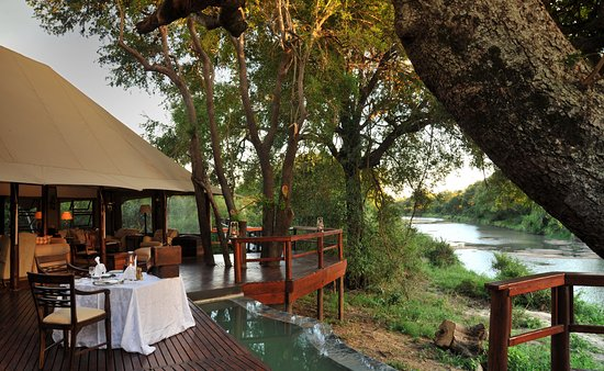 Hamiltons Tented Camp
