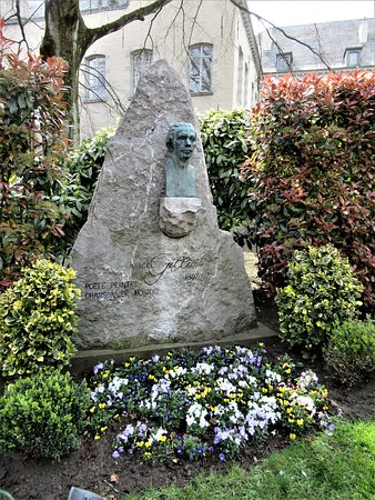 Buste de Marcel Gillis
