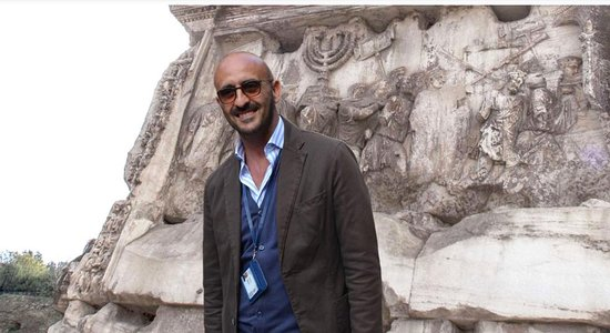 ‪Jewish Rome Tour Guide - Marco Misano‬