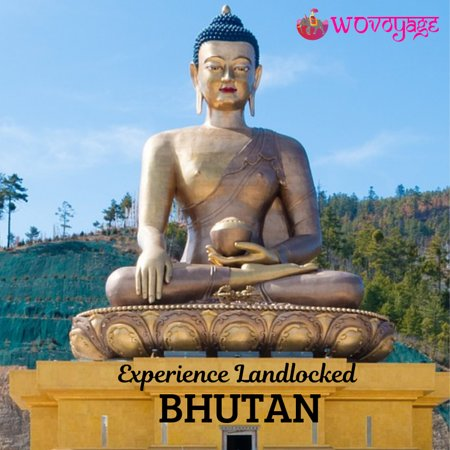 Visit Bhutan, the sacred country located in eastern Himalaya mountains. 20th - 25th April 18th - 23rd May 3rd - 8th June www.wovoyage.com info@wovoyage.com, +919911194194