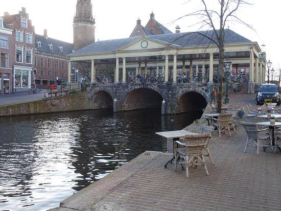 Koornbrug Leiden uit 1642-1825