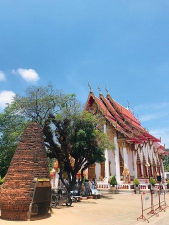 Chaithararam Temple (Wat Chalong)-bild