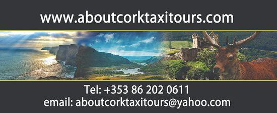 ‪About Cork Taxi Tours Day Tours‬