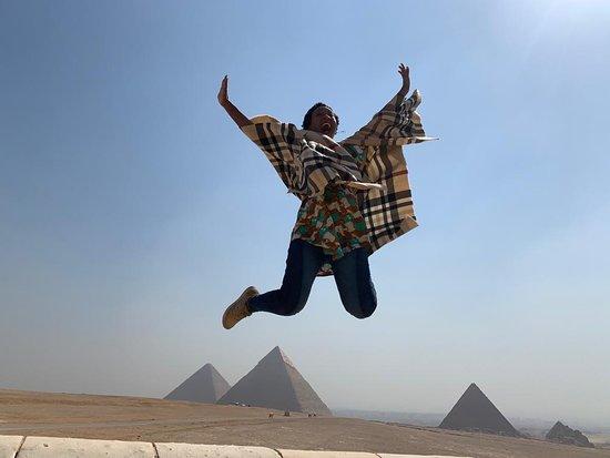 Excursão diurna para as pirâmides de Gizé, com passeio de camelo, almoço, Museu Egípcio e khan El Khalili : Lifetime experience