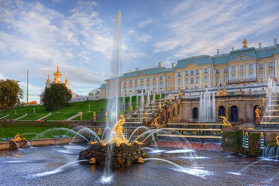 Petersburg Voyage - Day Tours and Excursions in St. Petersburg