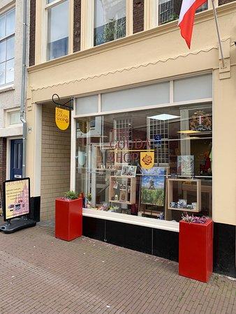 Exterior of The Gouda Shop