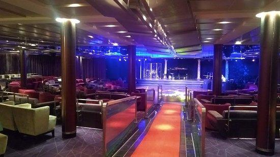 Seabourn Odyssey: Grand Salon Show lounge