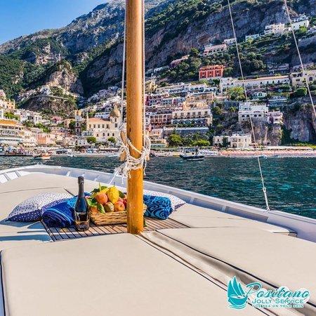 Positano Jolly Boats