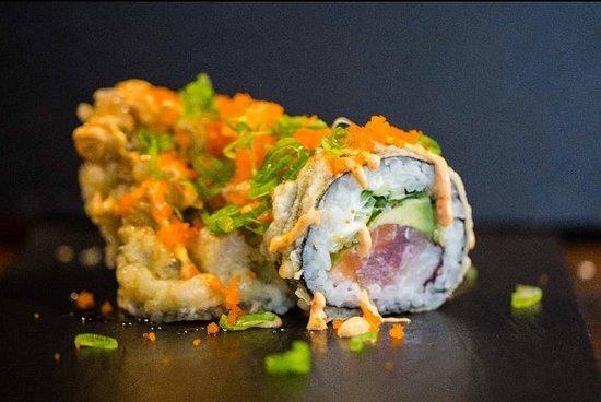 DEBA Sushi Lounge: Tempura