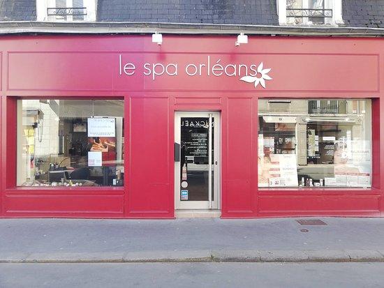 Le Spa Orléans