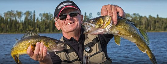 Nakina, Kanada: Walleye Fishing in Ontario