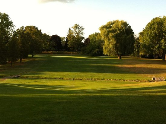 Port Dover, Canadá: View of the beautiful course!